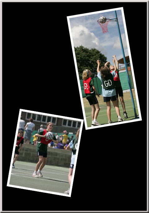 The SOCS South London Netball League